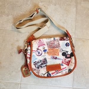 Dooney & Bourke Walt Disney World Crossbody